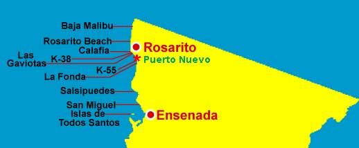 Puerto Nuevo Mexico